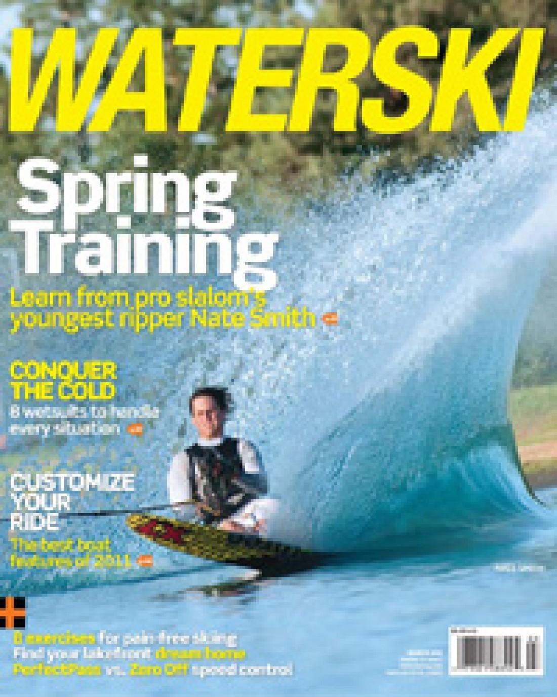 march 2011 waterski