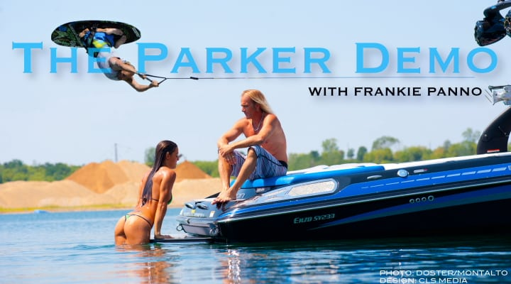 The Parker Demo with Frankie Panno