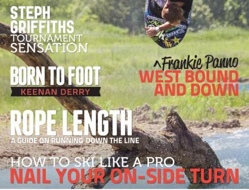 Australian Waterski Magazine Cover Behind the Scenes Video!