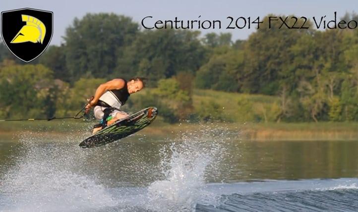 2014 Centurion Enzo FX22