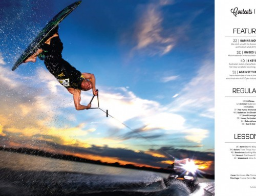 Aussie Waterski Mag Feb/March 2015